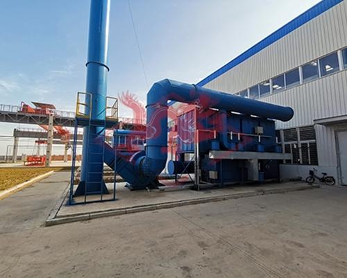 废气处理设备制造