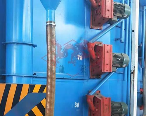 钢结构抛丸机设备